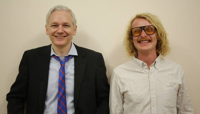 Chatting With Julian Assange About How To Create Change In The World