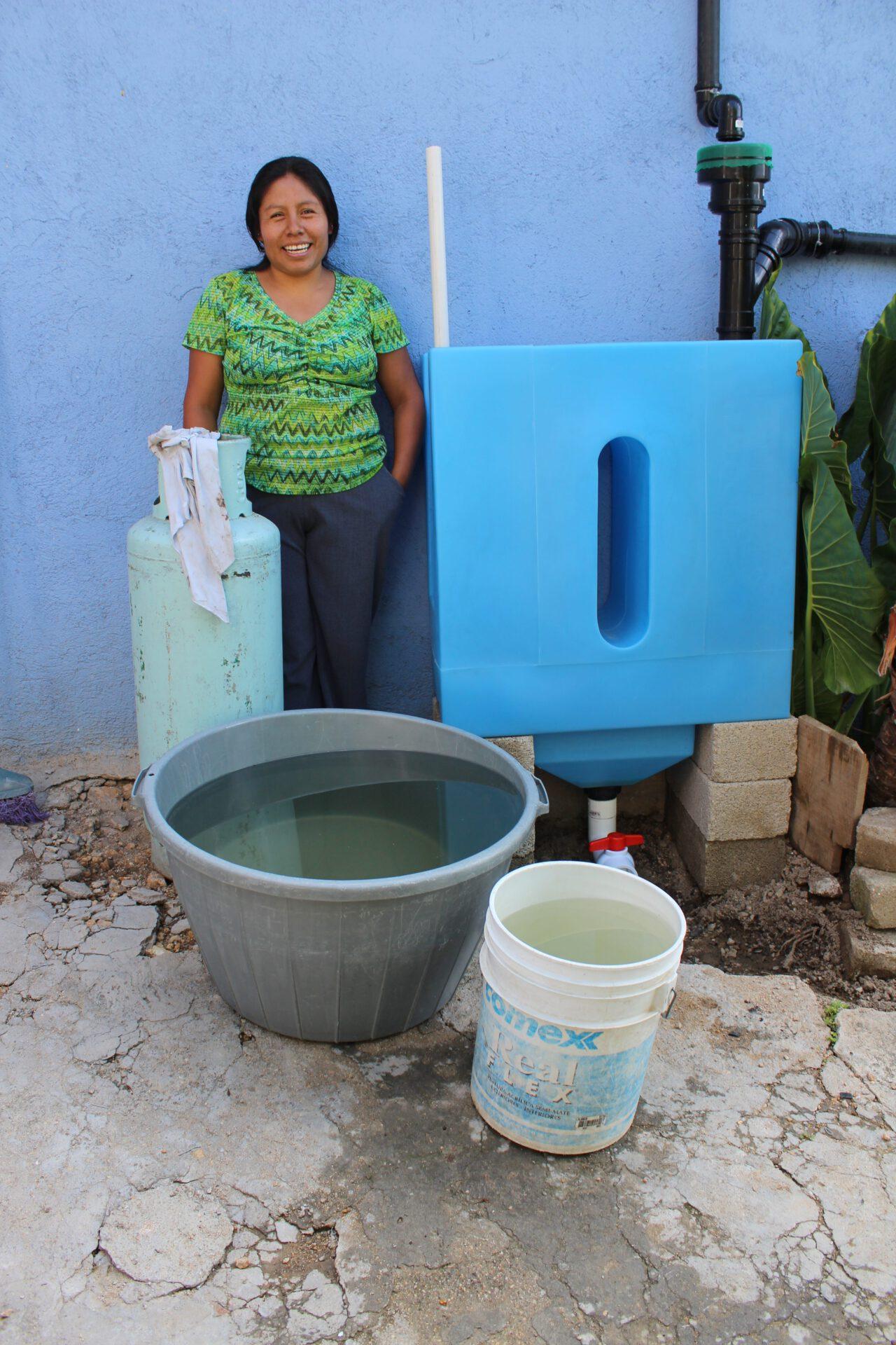 Installation in Bugambilias, Oaxaca City_Credit Isla Urbana