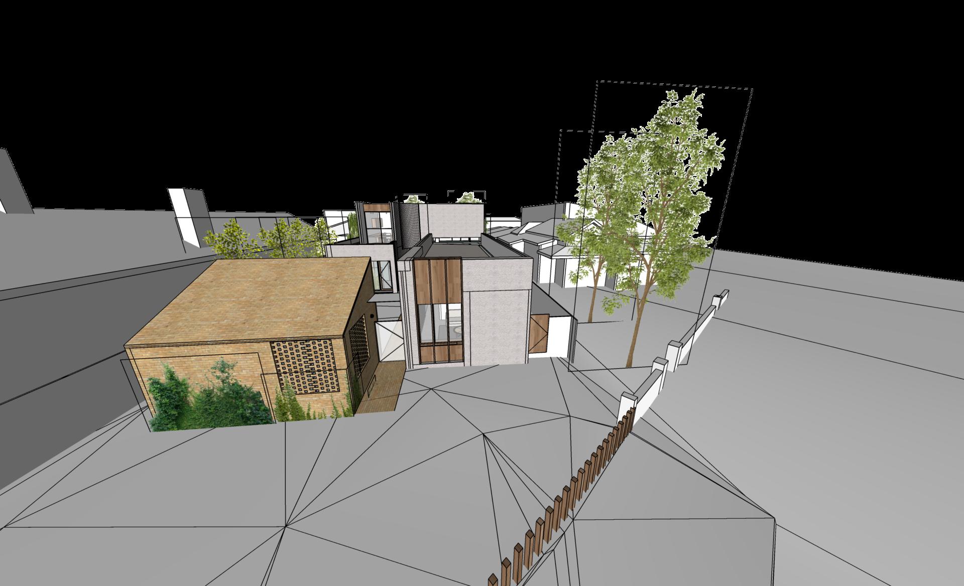 sketchup model2